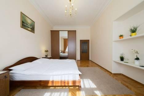Сдается 4-комнатная квартира посуточно в Львове, Смерековая улица 2.