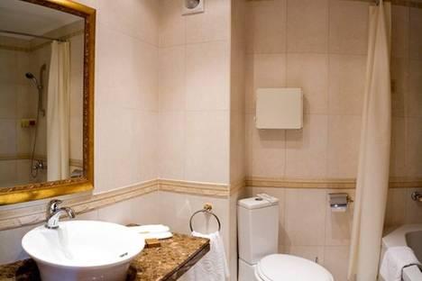 Сдается 4-комнатная квартира посуточно в Львове, улица Кубийовича 12.