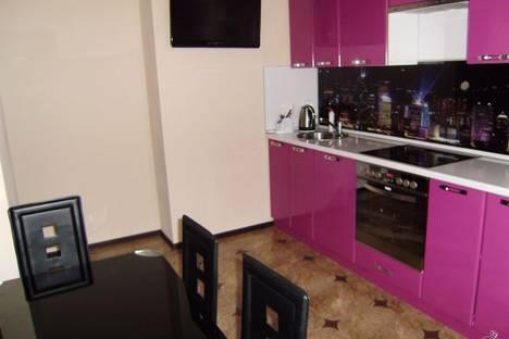 Сдается 2-комнатная квартира посуточно, проспект Ленина, 23а.