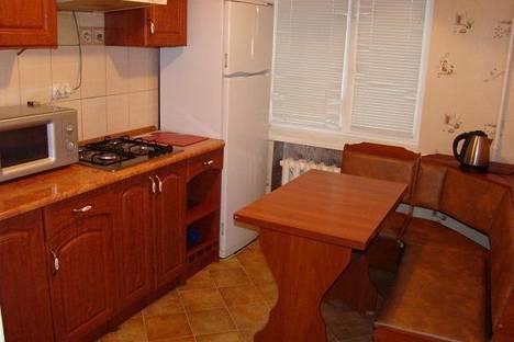 Сдается 2-комнатная квартира посуточно, ул.Сталеваров 12.