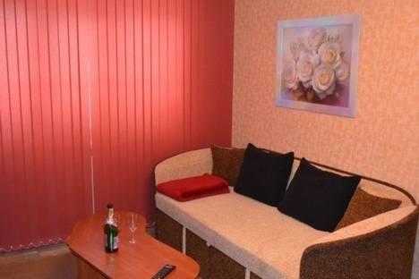 Сдается 3-комнатная квартира посуточно в Кривом Роге, Курчатова улица, д. 9.