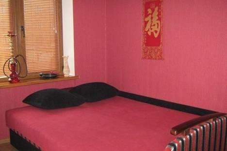 Сдается 1-комнатная квартира посуточно в Кривом Роге, Мелешкина улица, д. 22.