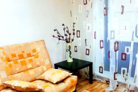 Сдается 2-комнатная квартира посуточно в Тобольске, 7микрорайон, д.46.