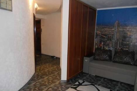 Сдается 1-комнатная квартира посуточно в Луганске, Советская, 88.