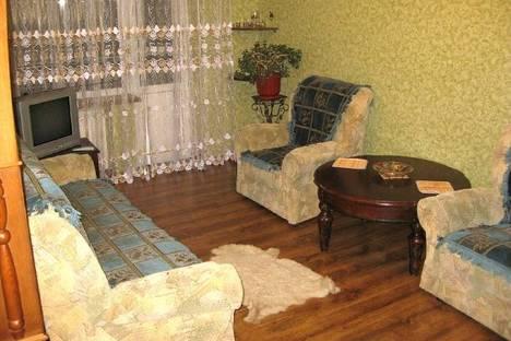 Сдается 1-комнатная квартира посуточнов Луганске, Советская, 12.