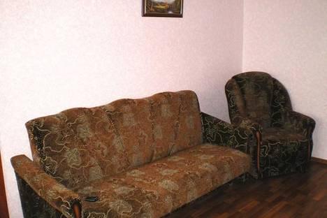 Сдается 2-комнатная квартира посуточно в Луганске, ул. Дзержинского, 31.