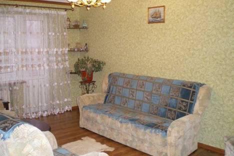 Сдается 2-комнатная квартира посуточнов Луганске, Советская, 10.