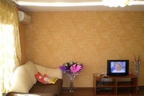 Сдается 3-комнатная квартира посуточнов Луганске, ул. Коцюбинского, 27.