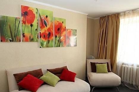 Сдается 2-комнатная квартира посуточно в Черкассах, Крещатик 205.
