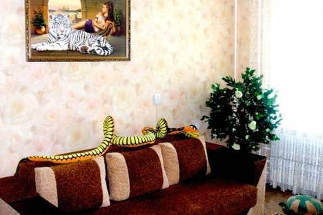 Сдается 1-комнатная квартира посуточно, проспект Курский 47.