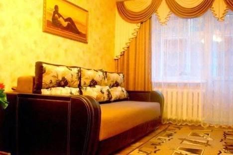 Сдается 1-комнатная квартира посуточно в Сумах, ул. Горького, 41.
