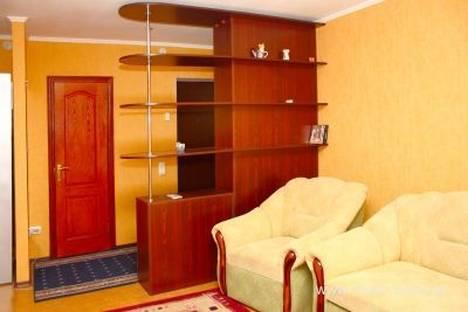 Сдается 1-комнатная квартира посуточно в Сумах, ул. Октябрьская, 25.