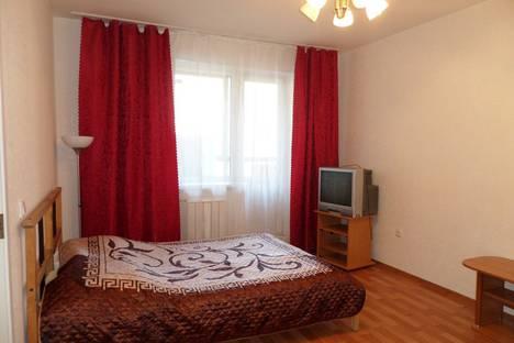 Сдается 1-комнатная квартира посуточно в Санкт-Петербурге, проспект Наставников, 3 к 1.