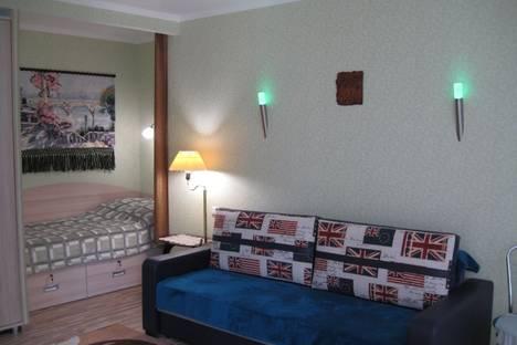 Сдается 1-комнатная квартира посуточно в Железноводске, ул. Ленина, 3А.