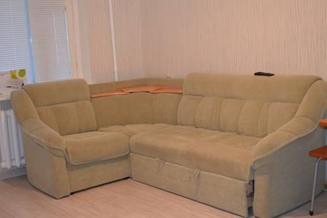 Сдается 2-комнатная квартира посуточнов Тюмени, ул. Чернышевского, 2а.