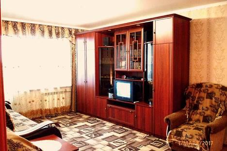 Сдается 1-комнатная квартира посуточнов Твери, проспект Ленина, 2.