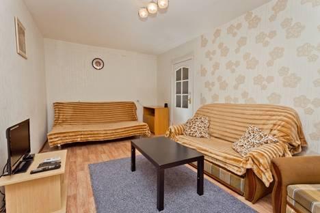 Сдается 2-комнатная квартира посуточнов Нижнем Новгороде, пл. Горького Максима, 4.