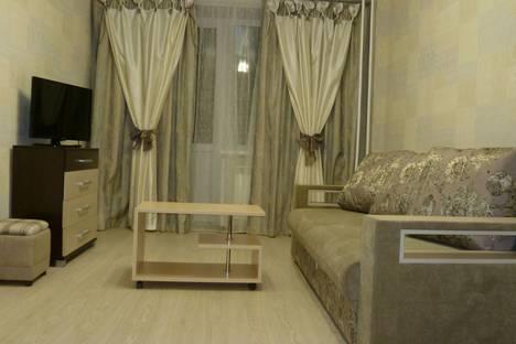 Сдается 1-комнатная квартира посуточно в Абакане, проспект Ленина, 62.