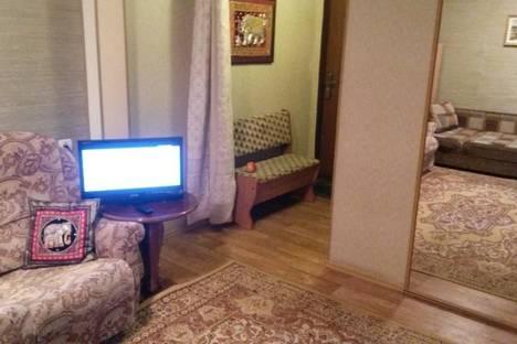 Сдается 1-комнатная квартира посуточно в Благовещенске, ул. Театральная, 31.