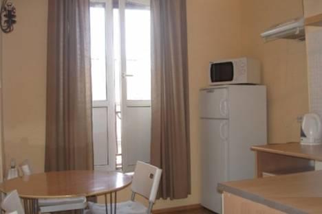 Сдается 1-комнатная квартира посуточнов Санкт-Петербурге, ул. Мытнинская, 2.