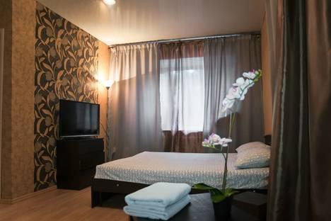 Сдается 1-комнатная квартира посуточно, Орловская,22.