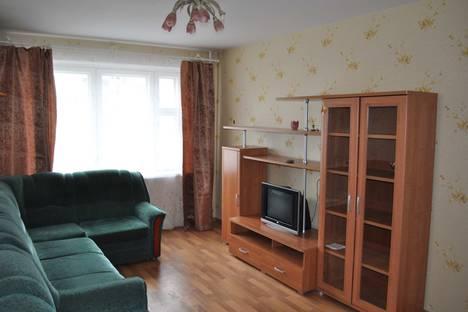 Сдается 1-комнатная квартира посуточнов Пскове, ул. Байкова, 13.
