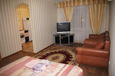 Сдается 1-комнатная квартира посуточнов Волгограде, ул. Мира, 2.