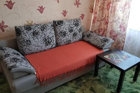 Сдается 1-комнатная квартира посуточно в Северодвинске, ул. Первомайская, 56.