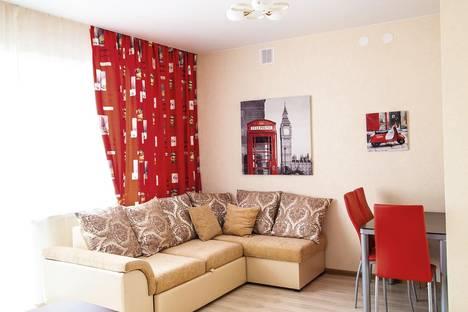 Сдается 3-комнатная квартира посуточно в Тюмени, ул. Мельничная, 83 к 4.