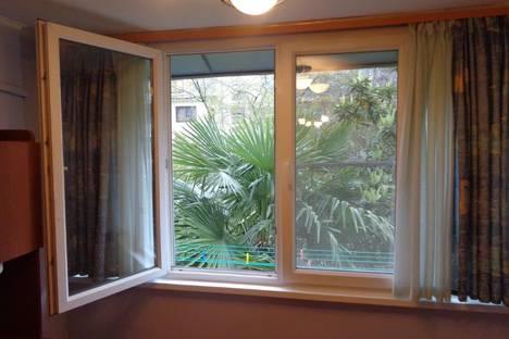 Сдается 1-комнатная квартира посуточно в Сочи, Невская 12.