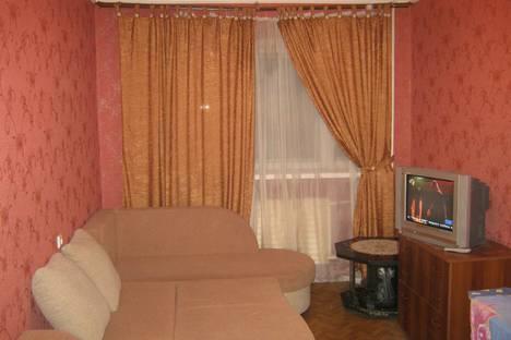 Сдается 1-комнатная квартира посуточнов Когалыме, ул. Янтарная 7.