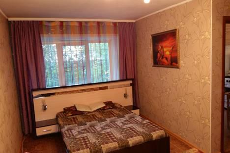 Сдается 1-комнатная квартира посуточно в Барнауле, Социалистический проспект, 76б.