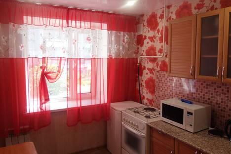 Сдается 2-комнатная квартира посуточнов Новоалтайске, ул.Матросова, 7а.
