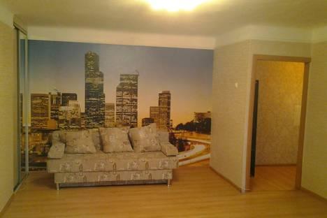 Сдается 1-комнатная квартира посуточнов Тюмени, Республики 86.