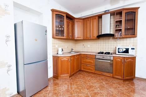 Сдается 1-комнатная квартира посуточно в Казани, ул. Габдуллы Тукая, 75г.