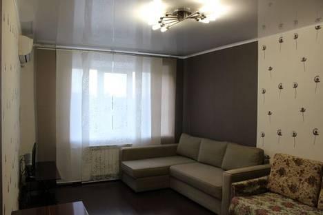 Сдается 1-комнатная квартира посуточно в Ейске, ул. Коммунистическая, 47/1.
