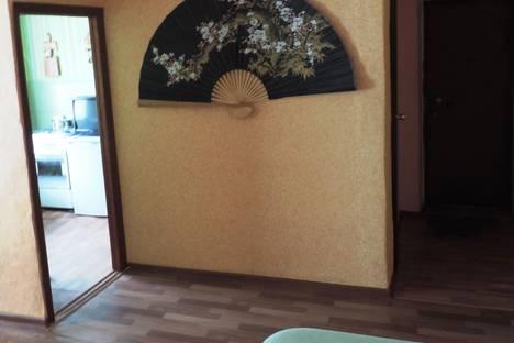 Сдается 1-комнатная квартира посуточно в Комсомольске-на-Амуре, Октябрьский проспект, 31.