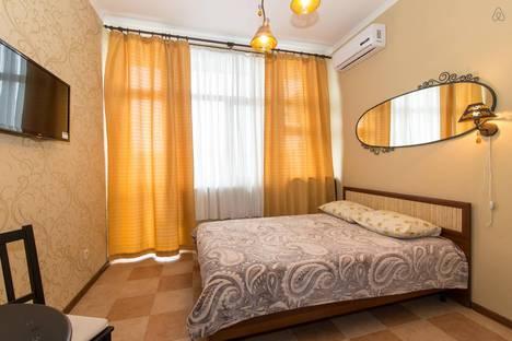 Сдается 1-комнатная квартира посуточно в Сочи, Курортный проспект 75 к1.