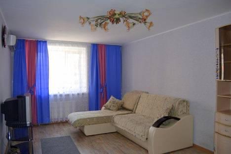 Сдается 1-комнатная квартира посуточнов Уфе, Набережная реки Уфы, 25.