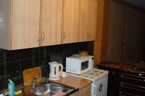 Сдается 1-комнатная квартира посуточно в Алматы, Макатаева 74.