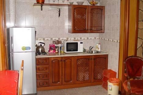 Сдается 1-комнатная квартира посуточно в Алматы, Жибек Жолы 96.