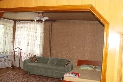Сдается 1-комнатная квартира посуточно в Алматы, Желтоксан 78/86.