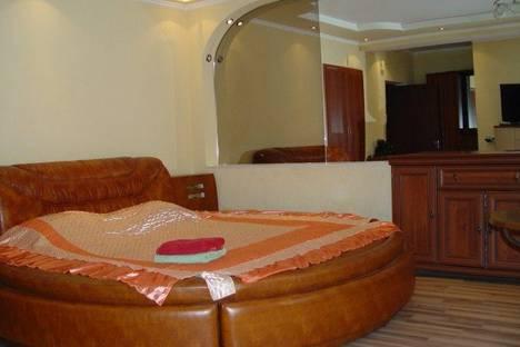 Сдается 1-комнатная квартира посуточно в Алматы, Желтоксан 78.