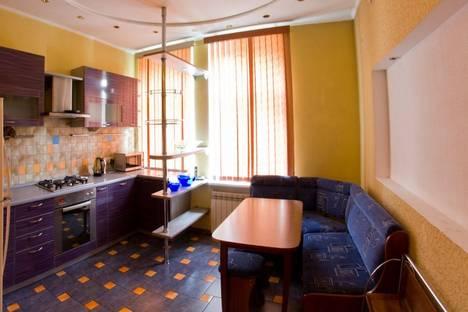 Сдается 1-комнатная квартира посуточнов Алматы, Панфилова-Гоголя  9.