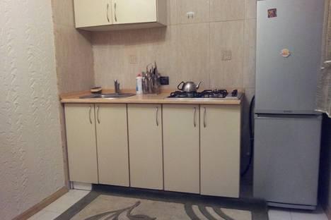 Сдается 1-комнатная квартира посуточно в Алматы, Тулебаева 8.