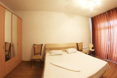 Сдается 2-комнатная квартира посуточнов Алматы, Достык 97б.