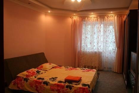 Сдается 3-комнатная квартира посуточно в Алматы, Шевченко 54.