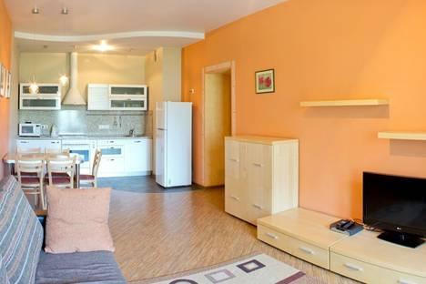 Сдается 3-комнатная квартира посуточно в Алматы, Достык - Аль Фараби  3.