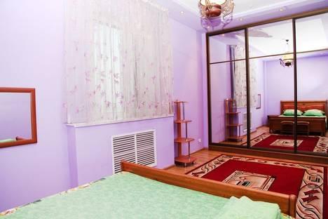 Сдается 3-комнатная квартира посуточно в Алматы, Гагарина 112.