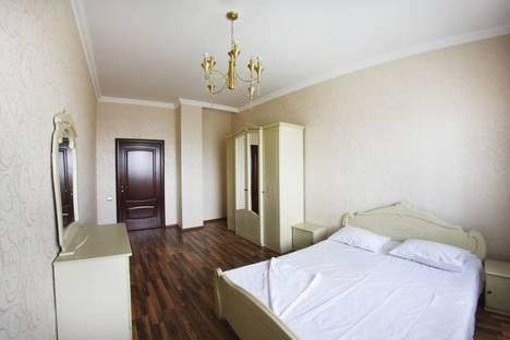 Сдается 4-комнатная квартира посуточно в Алматы, Кожамкулова Курмангазы 27.
